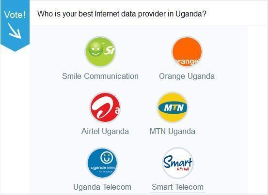 Who is the best internet data provider in Uganda