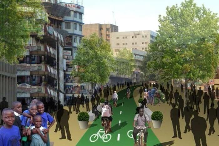 KCCA Plans for Kampala Roads 7