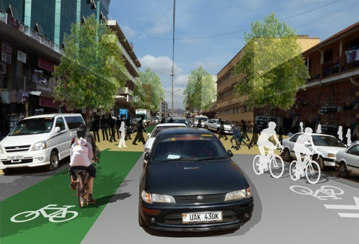 KCCA Plans for Kampala Roads 8
