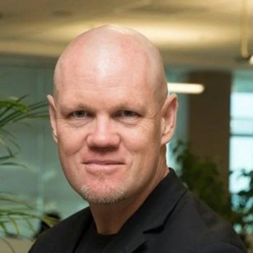 MTN CEO_Brian Gouldie