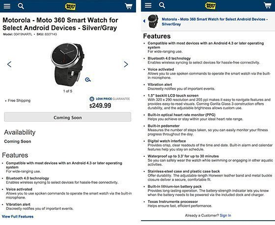 best buy leaks mot 360