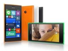 Nokia Lumia 720 selfie