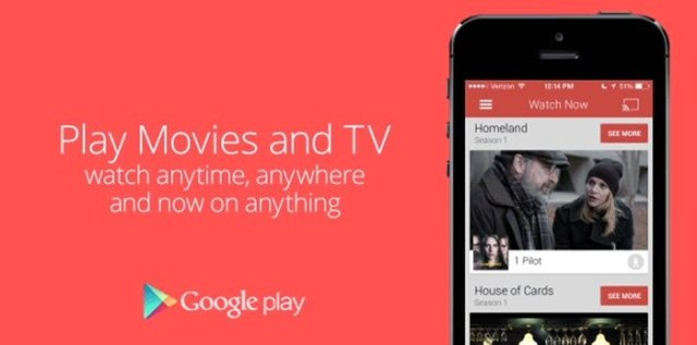 Google Play Movies for iOS