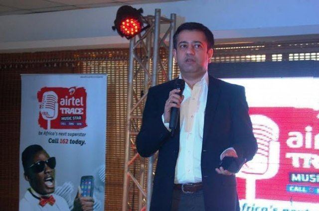 Arindam Chakrabarty Chief Commercial Officer Airtel Uganda