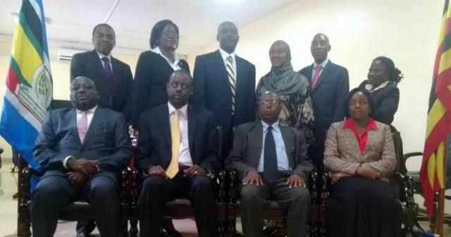 UCC board members