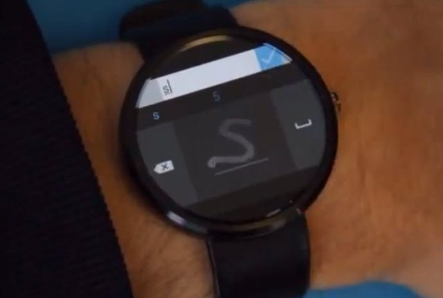 android wear keyboard by Microsoft