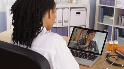 video chat doctors on google