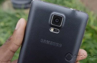Galaxy Note 4 Camera