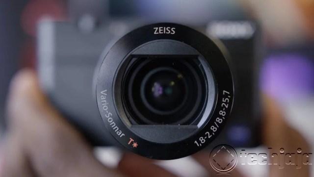 Sony RX100 MK III_lens