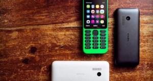 Nokia 215 by Microsft