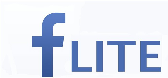 Facebook lite is a small 252 KB app designed for slow
