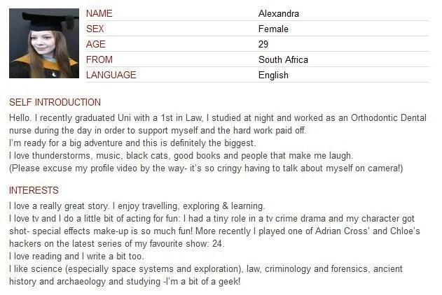 Alexadrah_South Africa