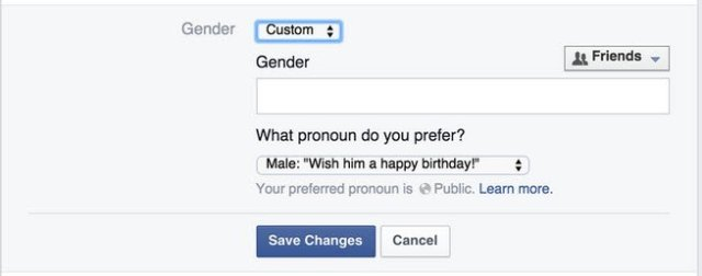 Gender naming facebook_2