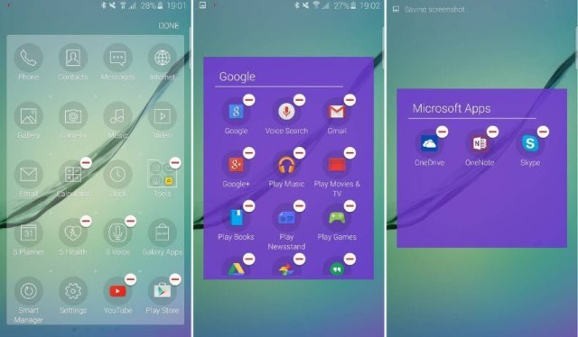 Galaxy S6 unistall apps