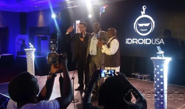 iDroid kampala event