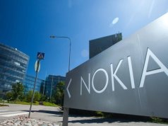 Nokia sign post