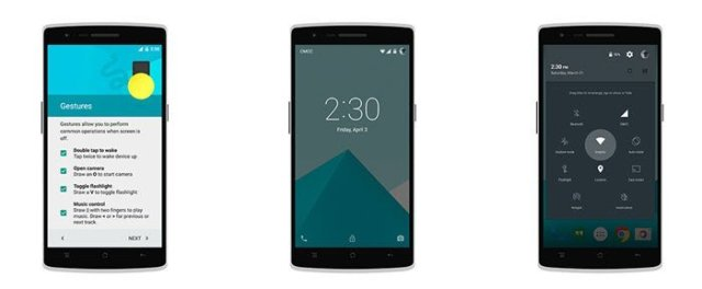 One Plus One Oxygen OS_features