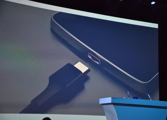 Android M Type C USB IO 2015