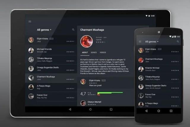 Fezah Android app