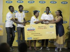 MTN App challenge Winners