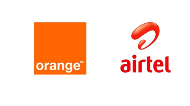 Orange and Airtel