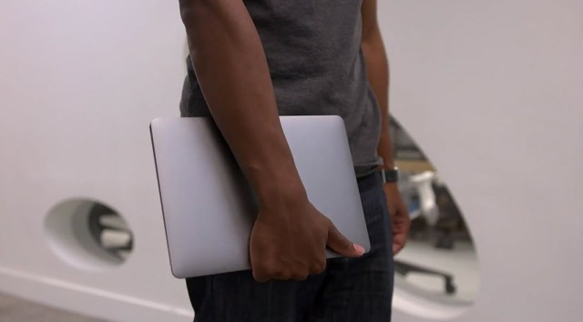 The weird macbook 2015
