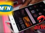 Huawei P8 Airtel Vs MTN