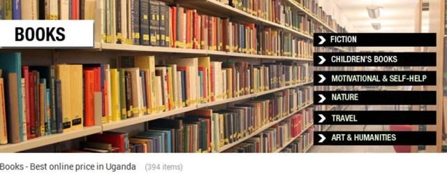 Jumia books
