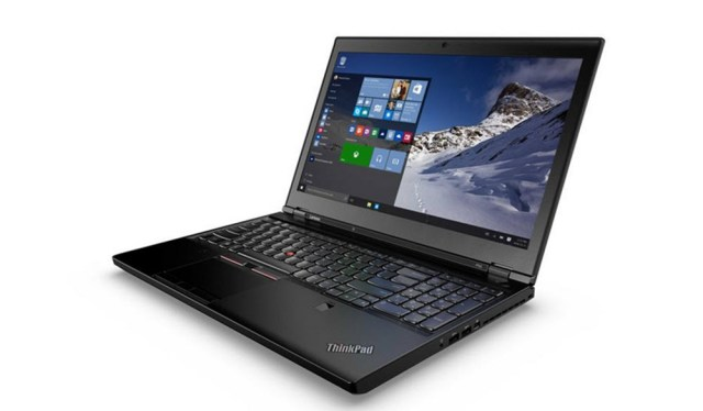 Lenovo ThinkPad P50 and P70
