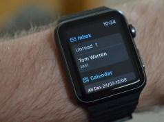 Outlook on Apple Watch