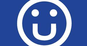 UTL Smiley blue
