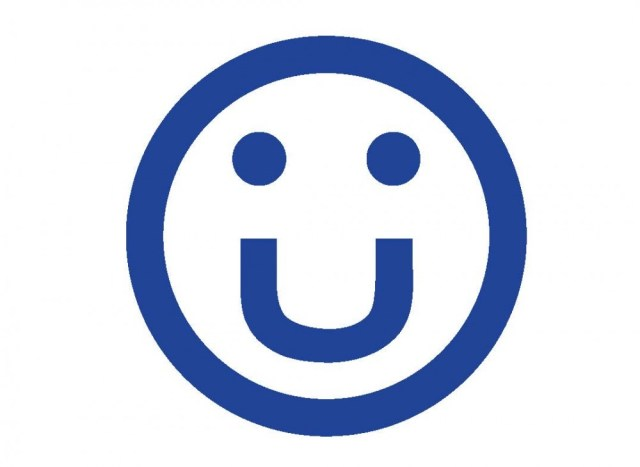 UTL smiley White