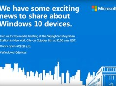 Microsoft 2015 hardware event