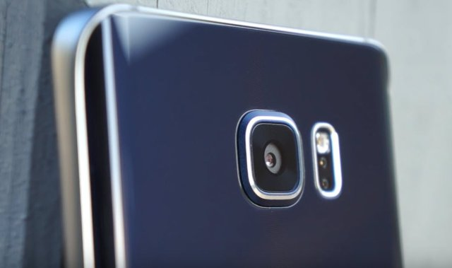 Note 5 review Camera