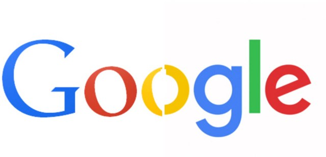 logo of new google old and new