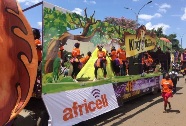 Kampala City Carnival 2015_4