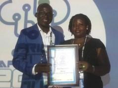 NSSF wins elearning award