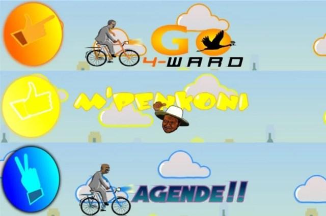 Mpekoni trilogy