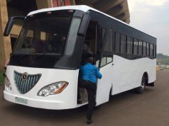 Kayoola Bus launched