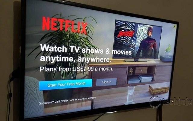 Netflix in Uganda