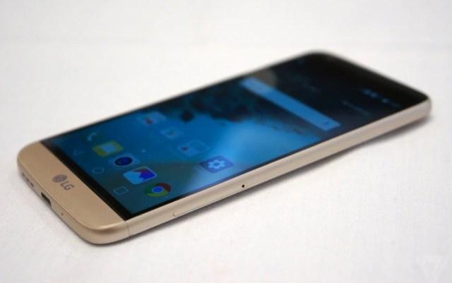 LG G5 UX