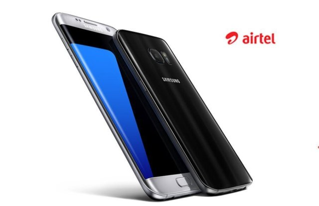 Galaxy s7 on Airtel Uganda