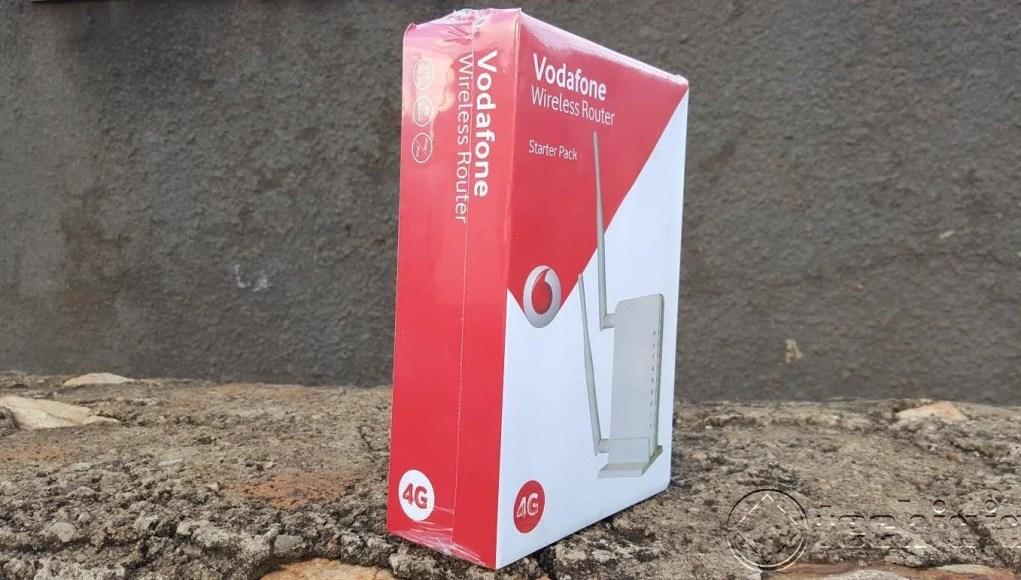Vodafone Uganda CIR 20 Router _Hero
