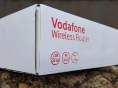 Vodafone Uganda CIR 20 Router box