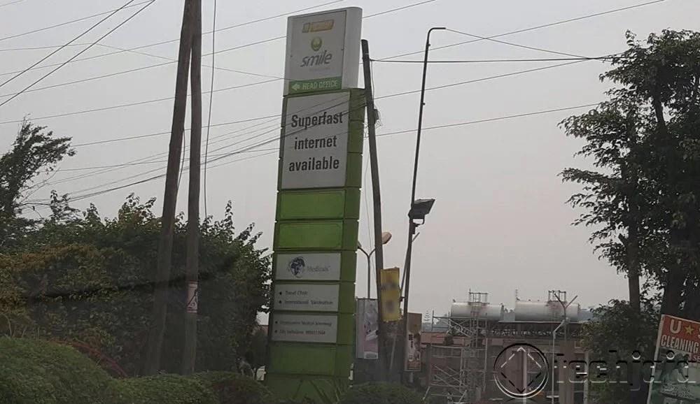 smile uganda offcies