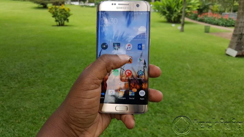 Galaxy s7 Edge UX1