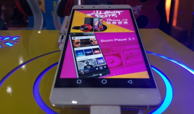 Tecno j8 Boom launch2