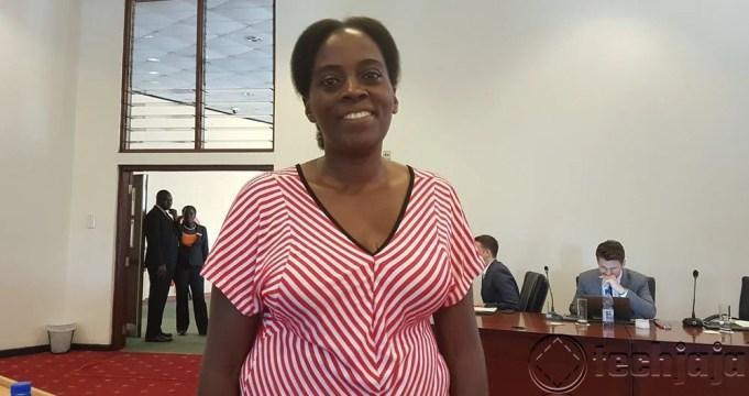 Fiona Kiberu Uber driver