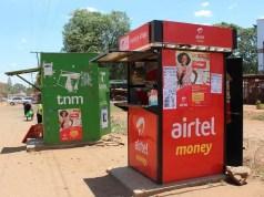 Kiosk for Airtel Money