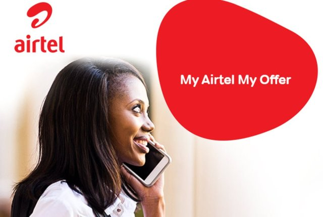 My Airtel My Offer